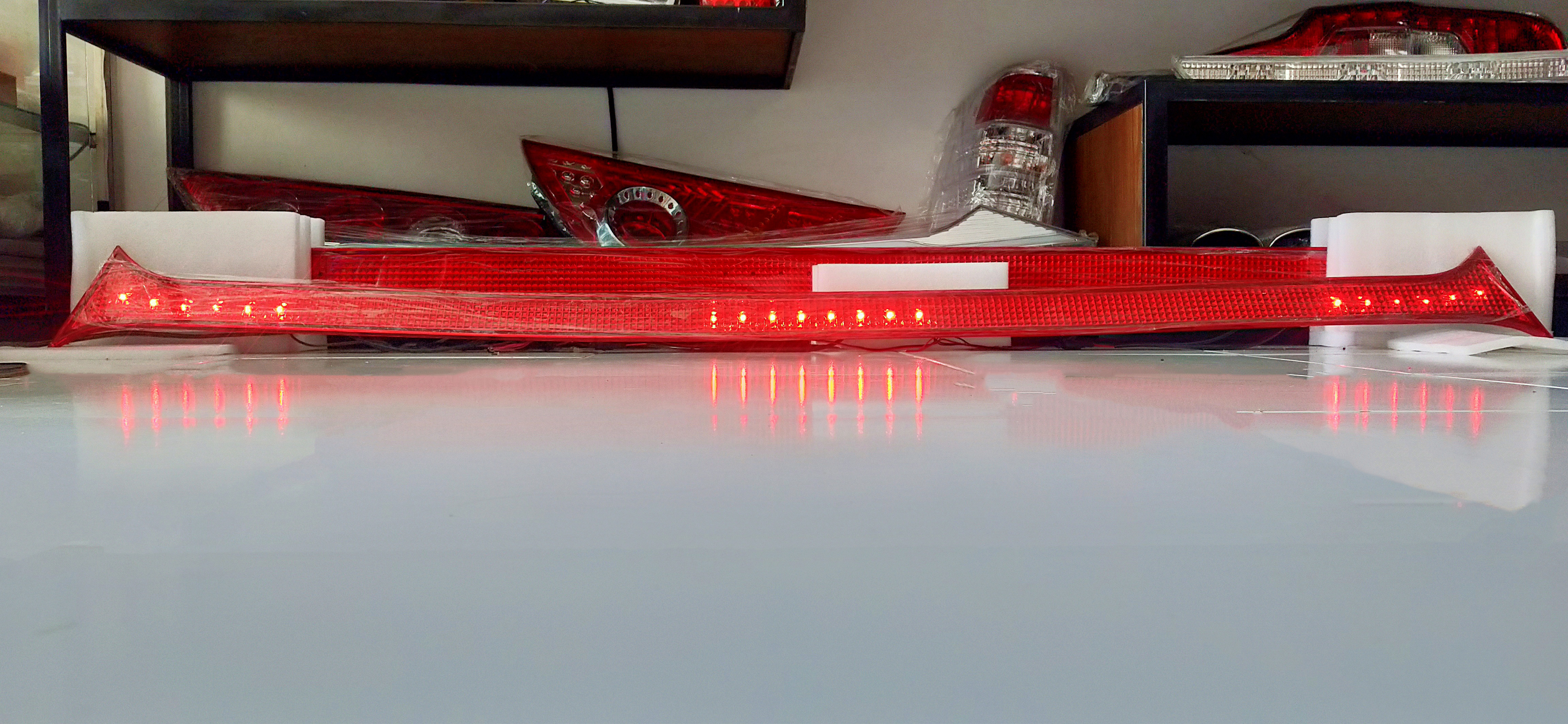 Rear Decorative Lamp Center Discovery