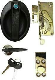 Door Lock Setra Oval