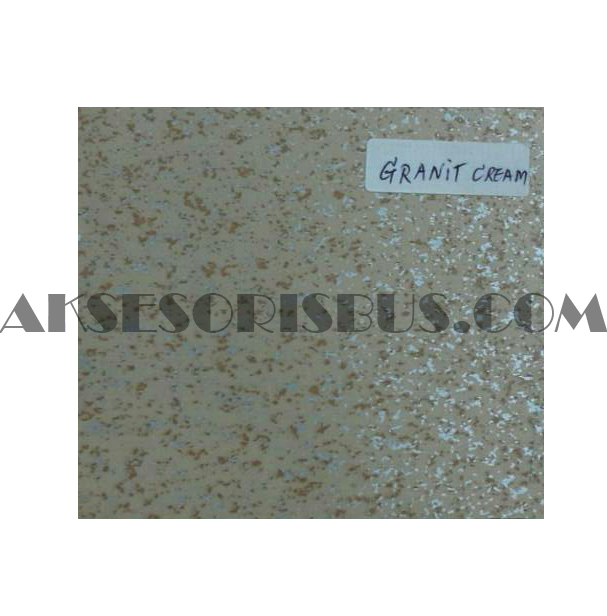 Karpet Lantai Granit Cream