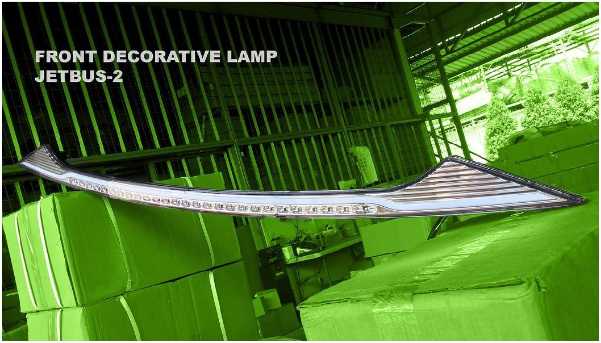 Front Decorative Lamp Center JetBus-2