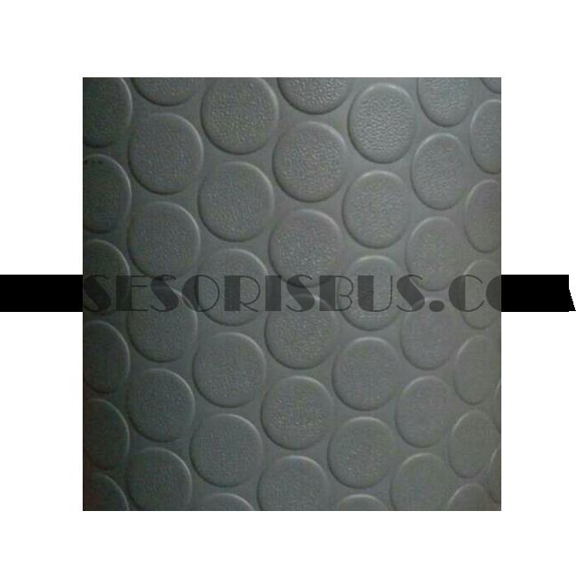 Karpet Lantai Coin Grey