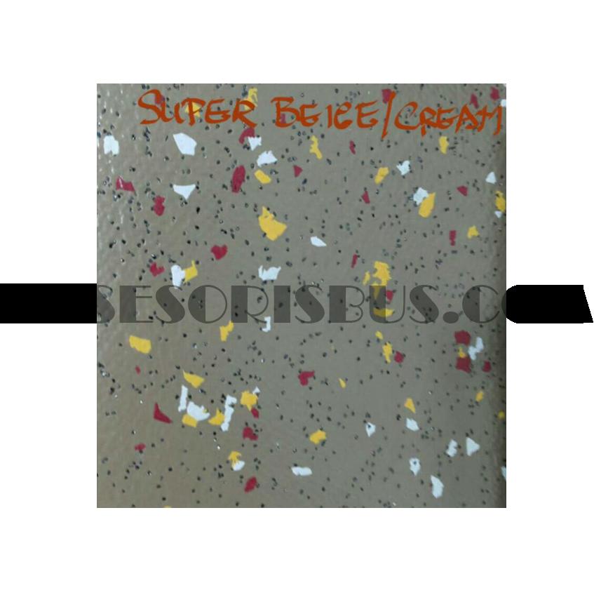 Karpet Lantai Super BeIce or Cream
